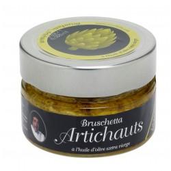 bruschetta artichauts