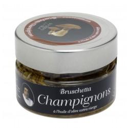 bruschetta champignons