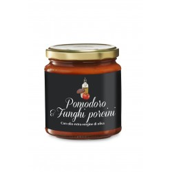 Sauce Pomodoro Funghi 300g PACK