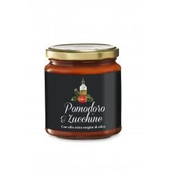 Sauce Pomodoro Zucchine 300g PACK