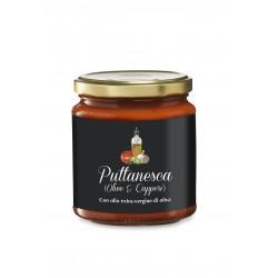 Sauce Puttanesca 300g PACK