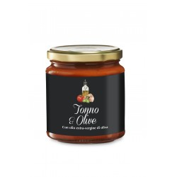 Sauce Thon & Olive 300g PACK